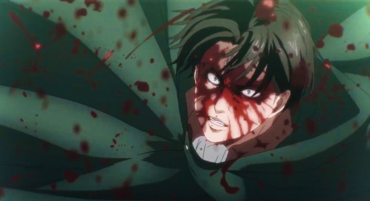 Season 4 Animated By Mappa I Don T Know Do I Like This New Levi Attack On Titan Levi Attack On Titan Season Attack On Titan Anime