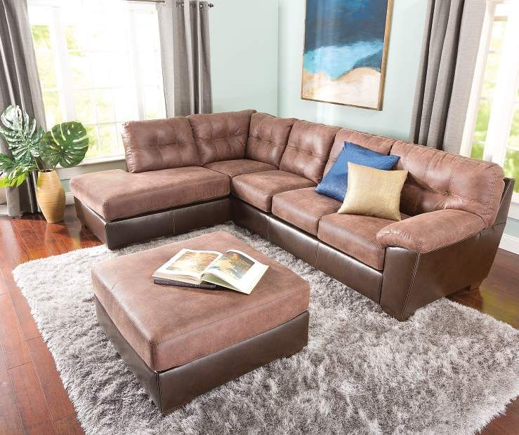 signature design by ashley storey sectional living room furniture rh pinterest com