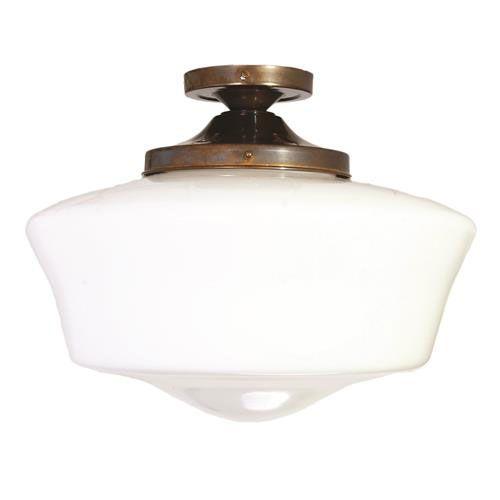 mullan schoolhouse ceiling light fitting lamper pinterest rh pinterest com