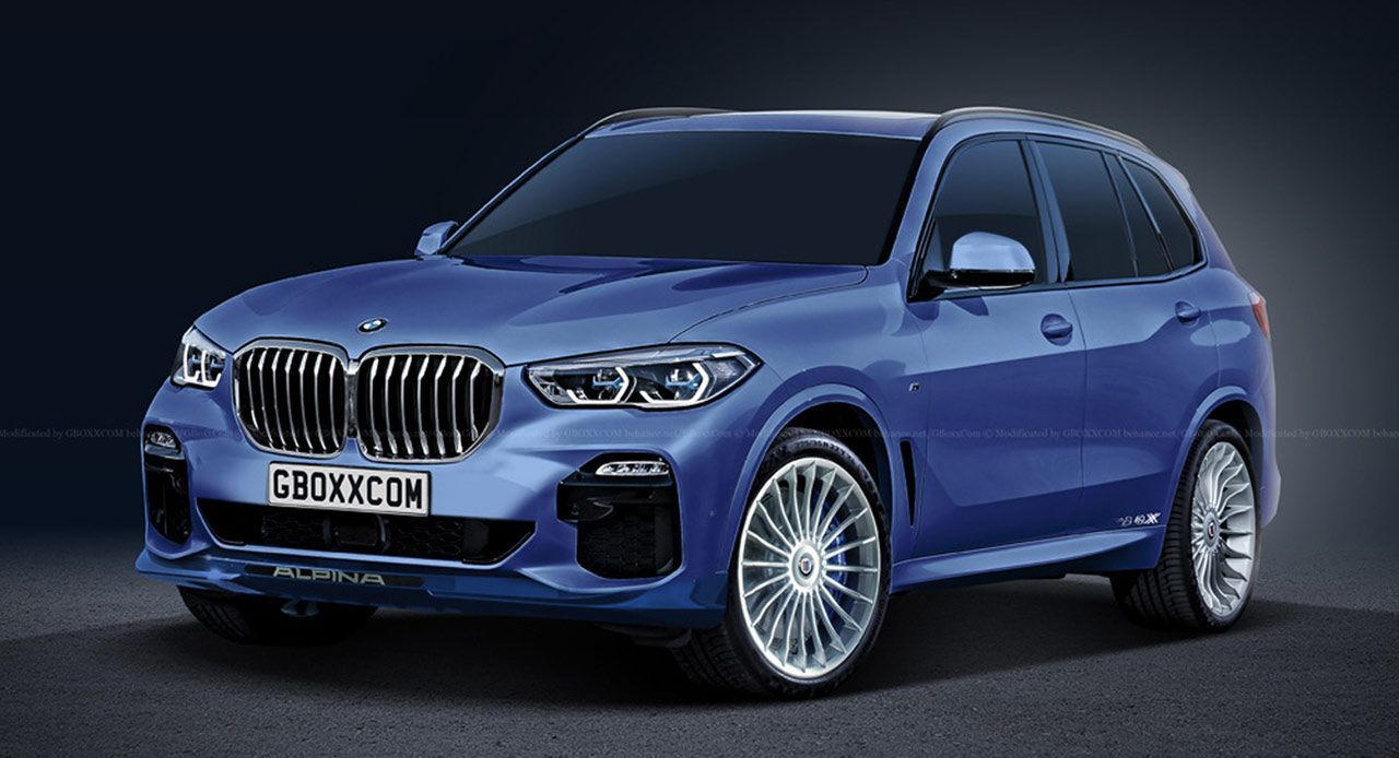 alpina xd5 based on new 2019 bmw x5 would be one heck of an autobahn rh pinterest com