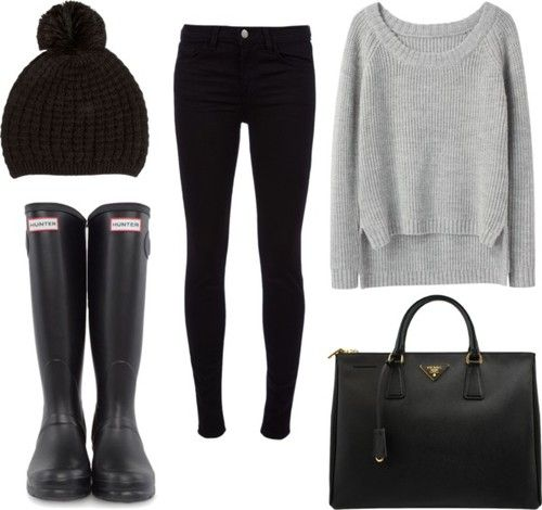 cute and cozy, perfect for the winter these boots are super trending and really compliment the outfit!