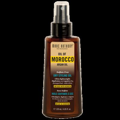 OIL OF MOROCCO ARGAN OIL DRY STYLING OIL @ Shoppers Drug Mart