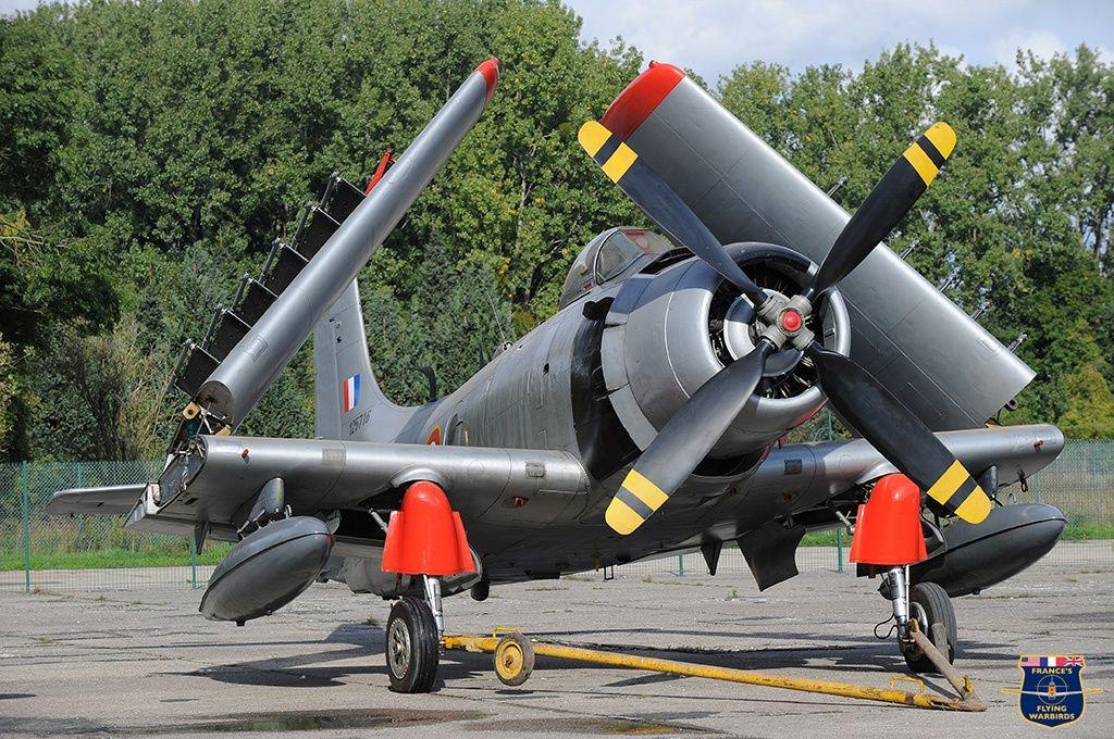 skyraider_02 Warbirds, Fighter aircraft, Fighter planes