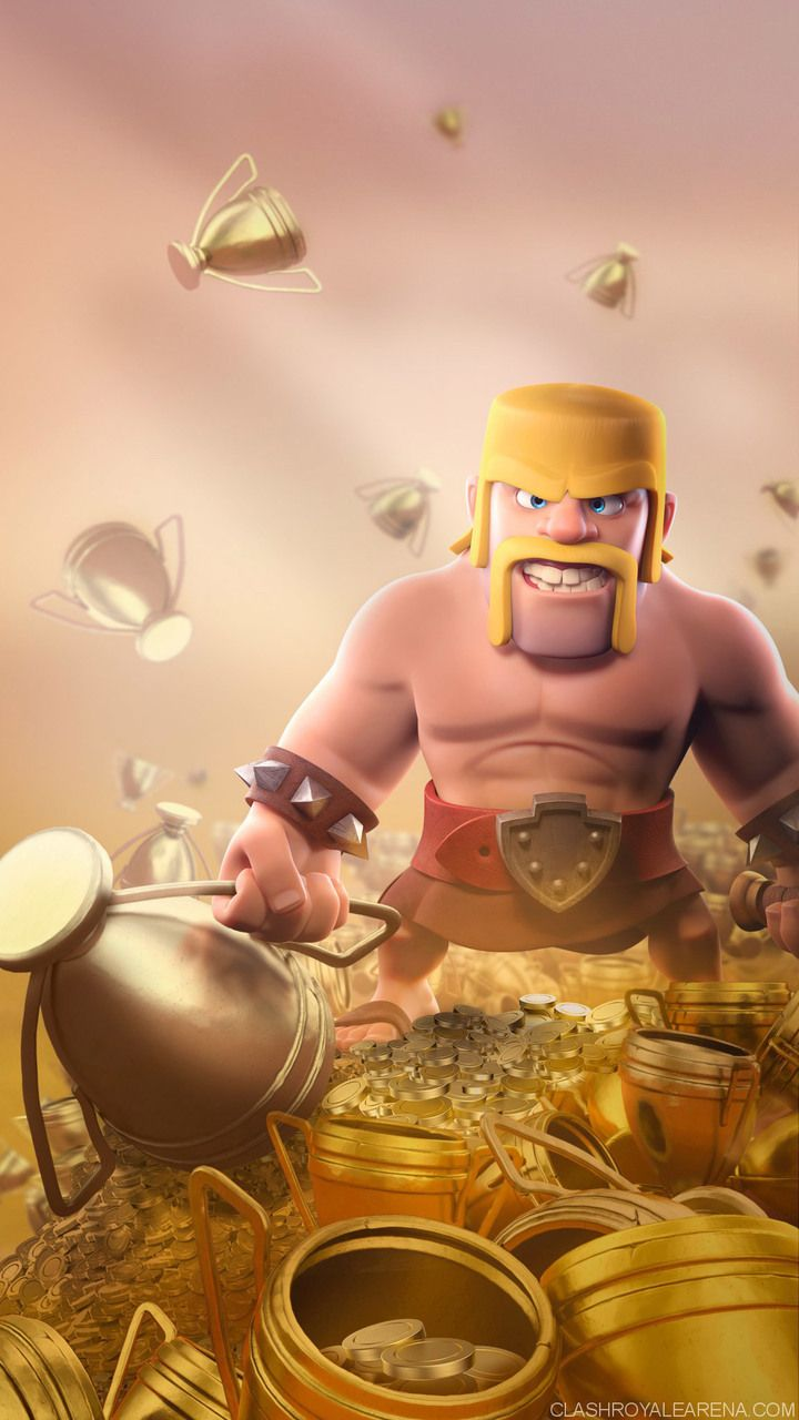 Wallpapers Clash Of Clans Pocket Gamer Game Hub Clash Of Clans