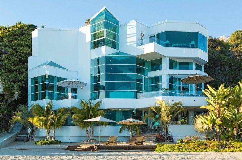 paradise cove beach house in california usa luxury lifestyles rh pinterest com