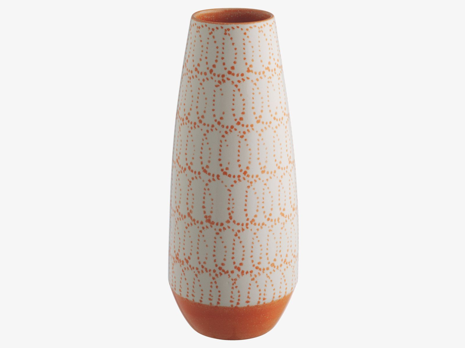 Fernanda orange ceramic tall orange patterned vase habitatuk fernanda orange ceramic tall orange patterned vase habitatuk reviewsmspy