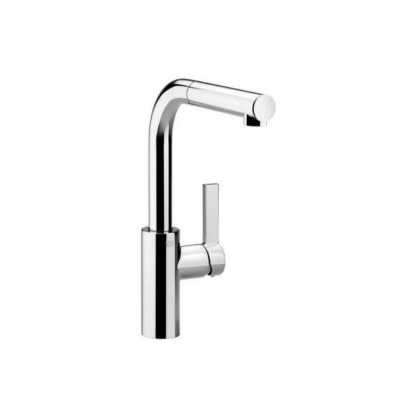 Dornbracht 33840790-000010 Elio Polished Chrome Single Handle Kitchen Faucet