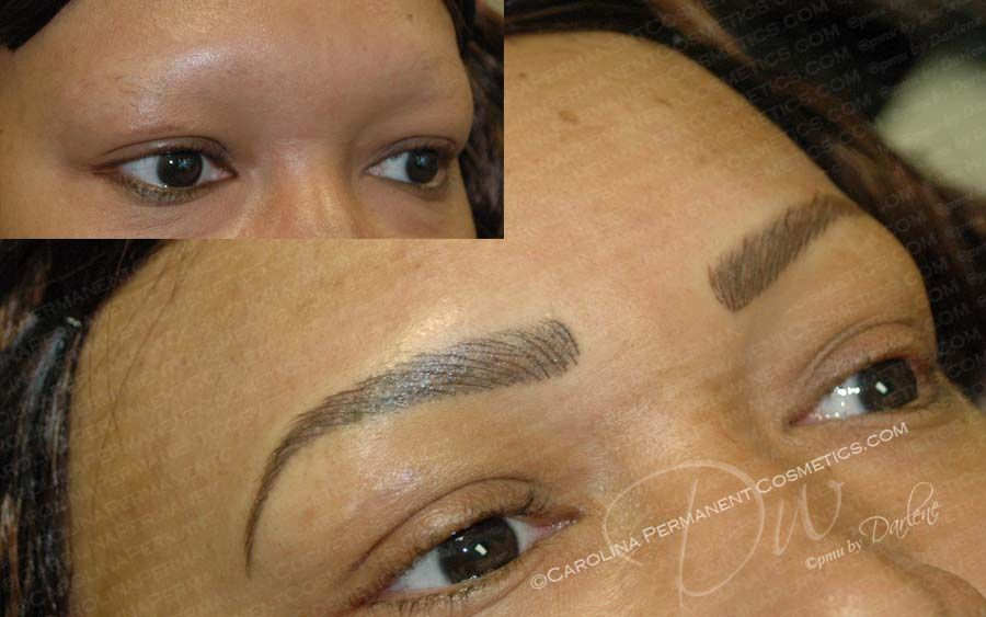 704 796 8221 It Looks So Real Microblading Microbladed Microblade