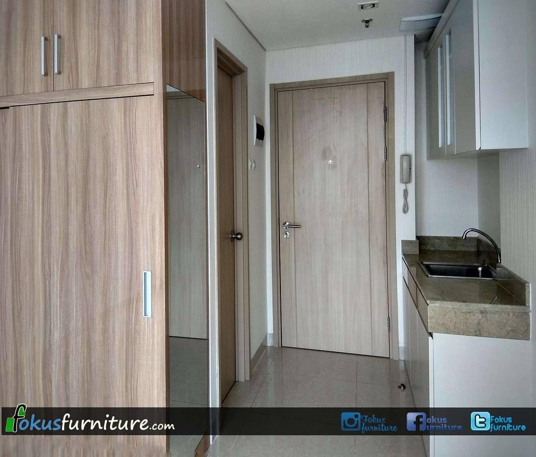 Kitchen Set Lemari Dll Di Instagram Furniture Minimalis