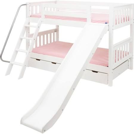 bunk bed with slide - Google Search