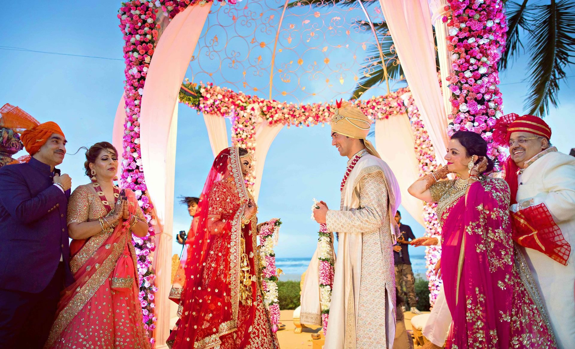 NRI wedding planner in Goa India Destinations Wedding in