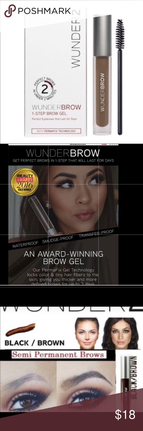 WunderBrow gel eyebrow filler