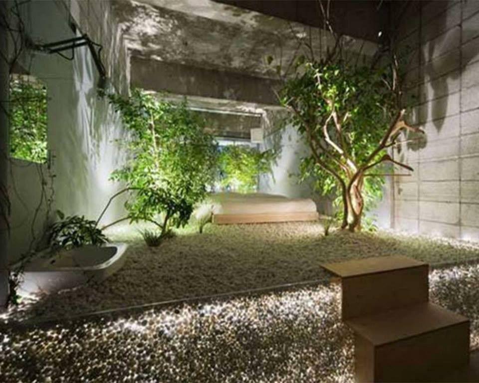 Nice bedroom Indoor Zen GardenIndoor