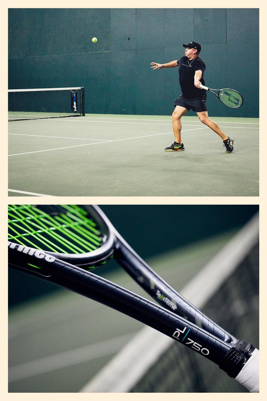 Prince Phantom 100x 305g Tennis Racquet Review 2020 Racquet Intermediate Or Advanced Player In 2020 Tennis Racquet Tennis Racquets