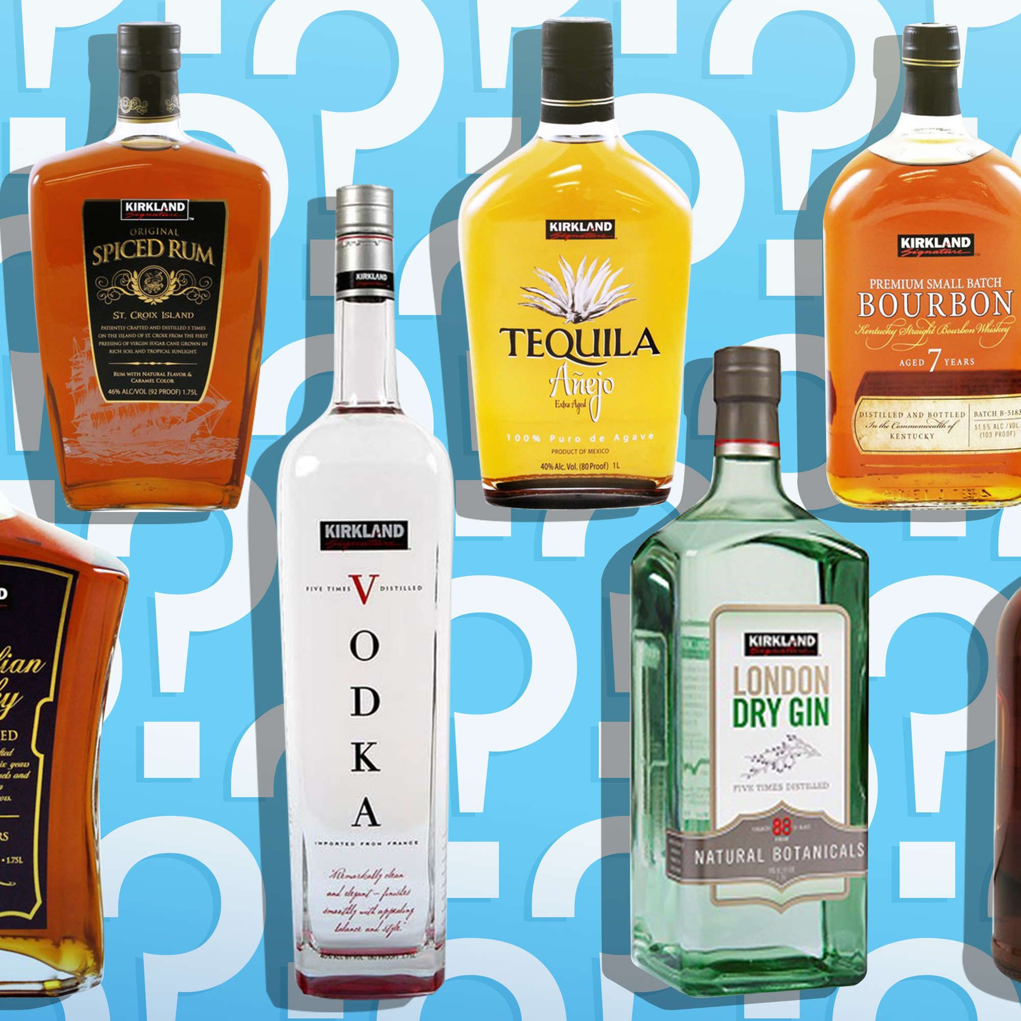 Which Companies Actually Make Costco's Kirkland-Brand Booze