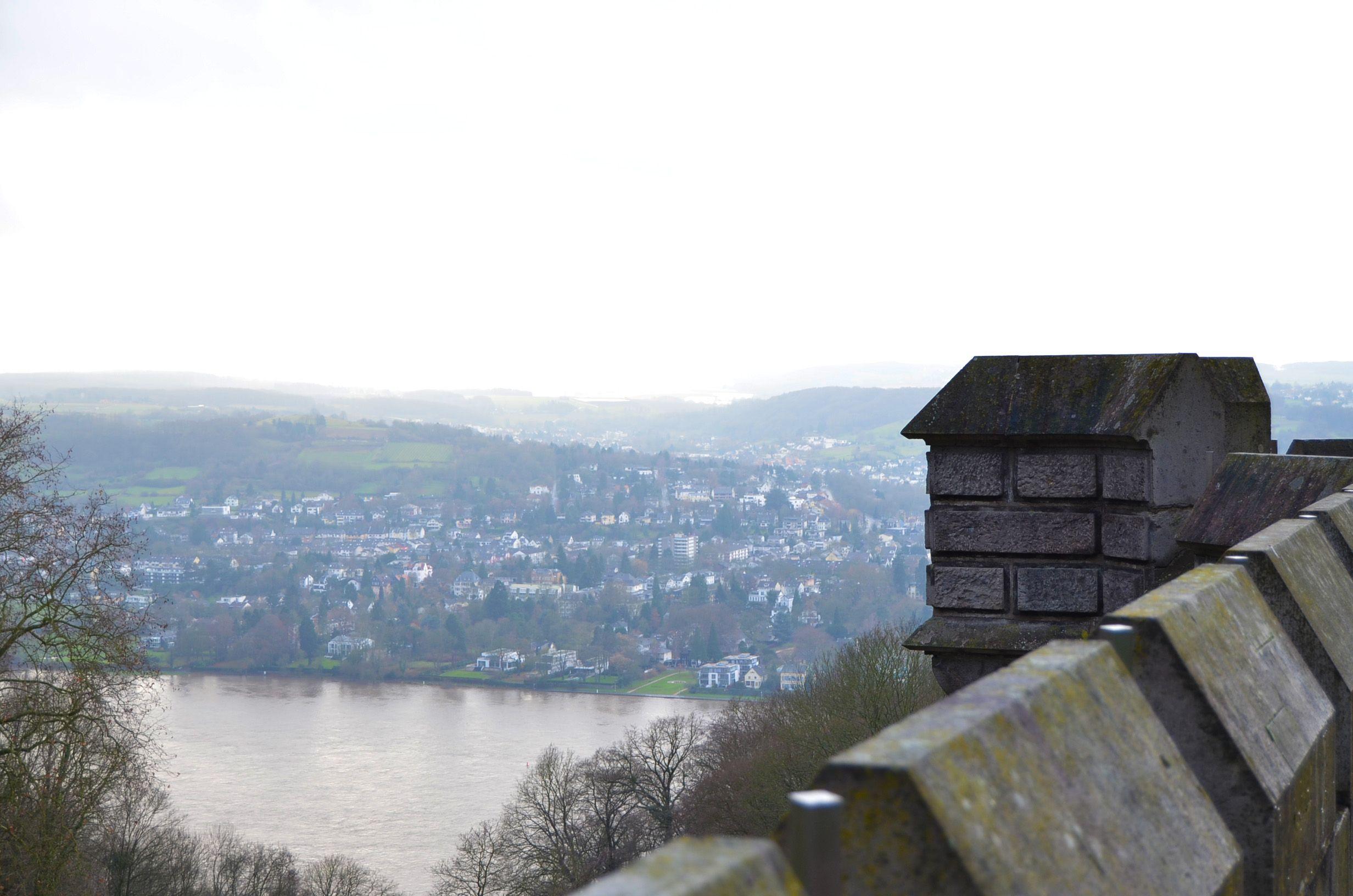 Vistas Schloss Drachenburg