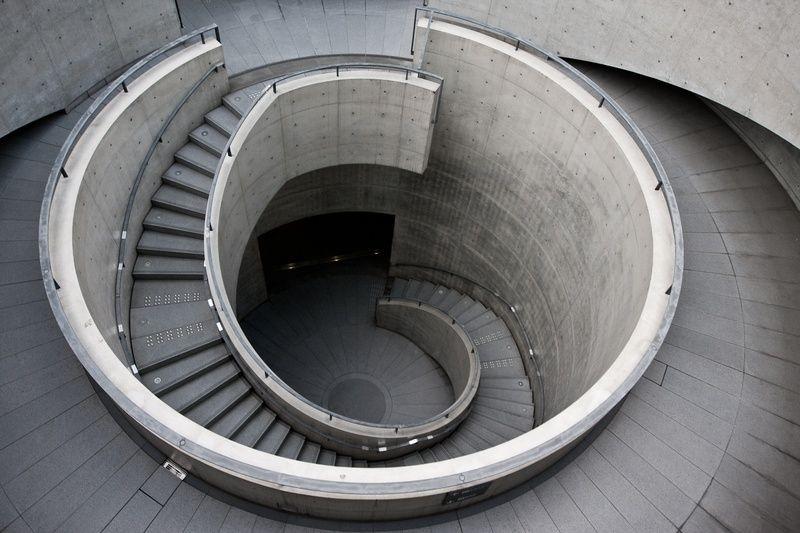 Tadao Ando: Hyogo Prefectural Museum of Art  #ando #architecture #tadao Pinned by www.modlar.com