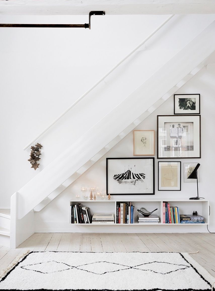 Love books? Love stairs? These fifty unique designs make the most of ...