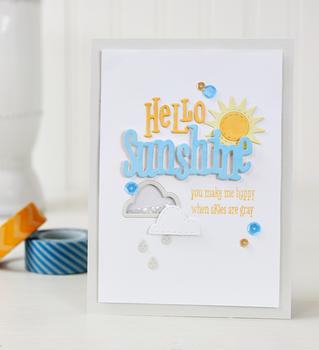 Sending Sunshine - WPlus9 Design Studio, LLC