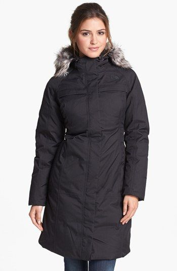 The North Face 'Arctic' Down Parka | Nordstrom | Fashion / Fall ...