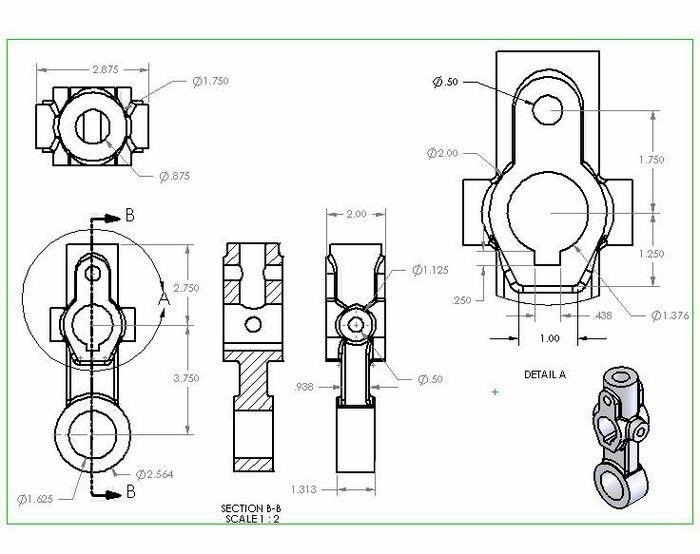 Pin De Droszczak En Solidworks Catia Ansys Ejercicios De Dibujo Planos Mecanicos Tecnicas De Dibujo