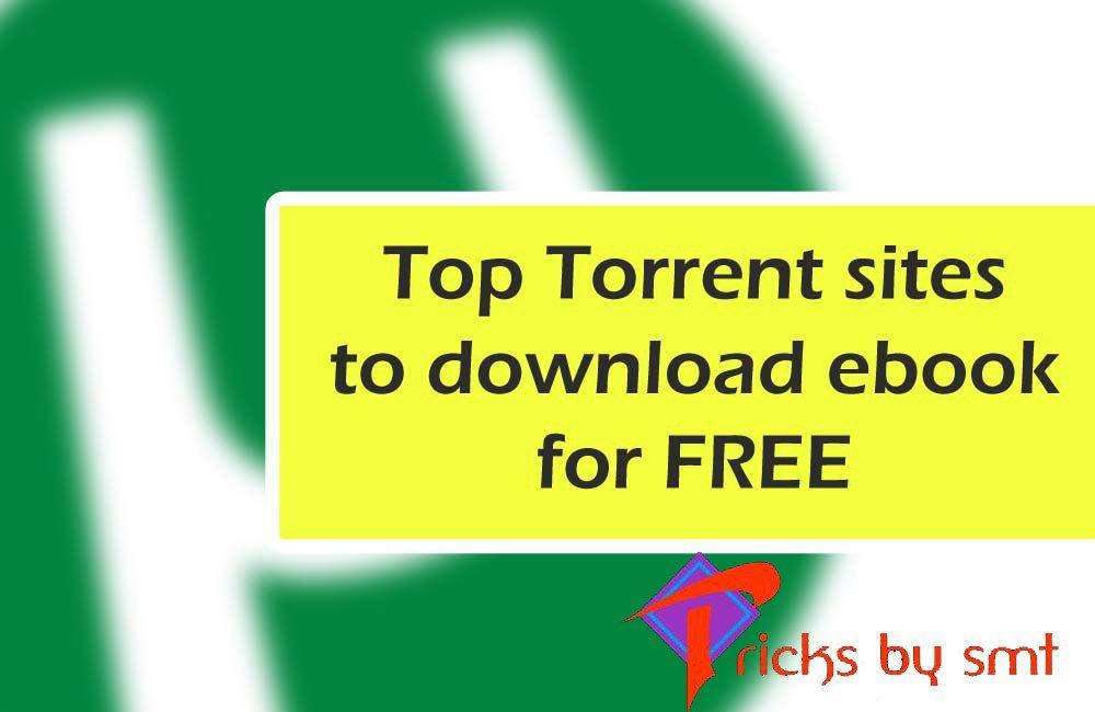 top 25 best ebook torrents sites 2017 for book torrenting update
