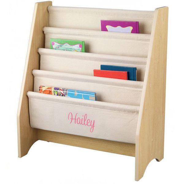 Kinder Bücherregal, HängefachRegal personalisiert