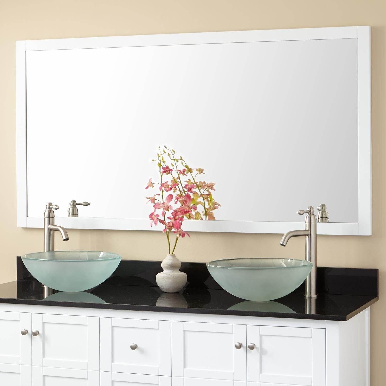 """Bathroom Mirror Designs Delectable 60"""" Everett Vanity Mirror  Bathroom Design  Pinterest  Vanities Review"""