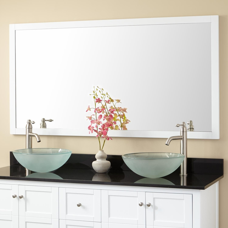 "Bathroom Mirror Designs 60"" Everett Vanity Mirror  Bathroom Design  Pinterest  Vanities"