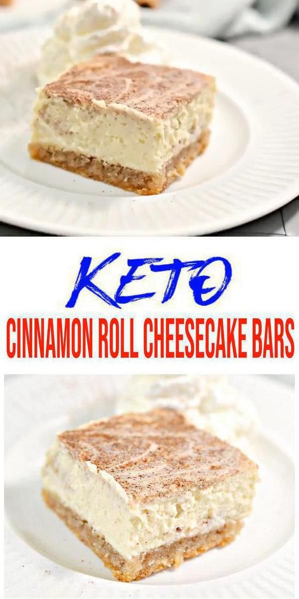 Keto Cinnamon Roll Cheesecake- {EASY} Low Carb Cheesecake Recipe – Simple Ketogenic Diet Ideas! Low carb cinnamon roll cheesecake bars - BEST keto recipes - keto cheesecake that is quick & simple. Healthy almond flour is good pantry food item & cream cheese fridge for cinnamon roll cheesecake bars- gluten free, sugar free. Check out this cheesecake- creamy keto cinnamon roll cheesecake idea. Great snack or dessert. Make ahead for freezer meals - breakfast - desserts. #keto #ketodesserts #lowcarb