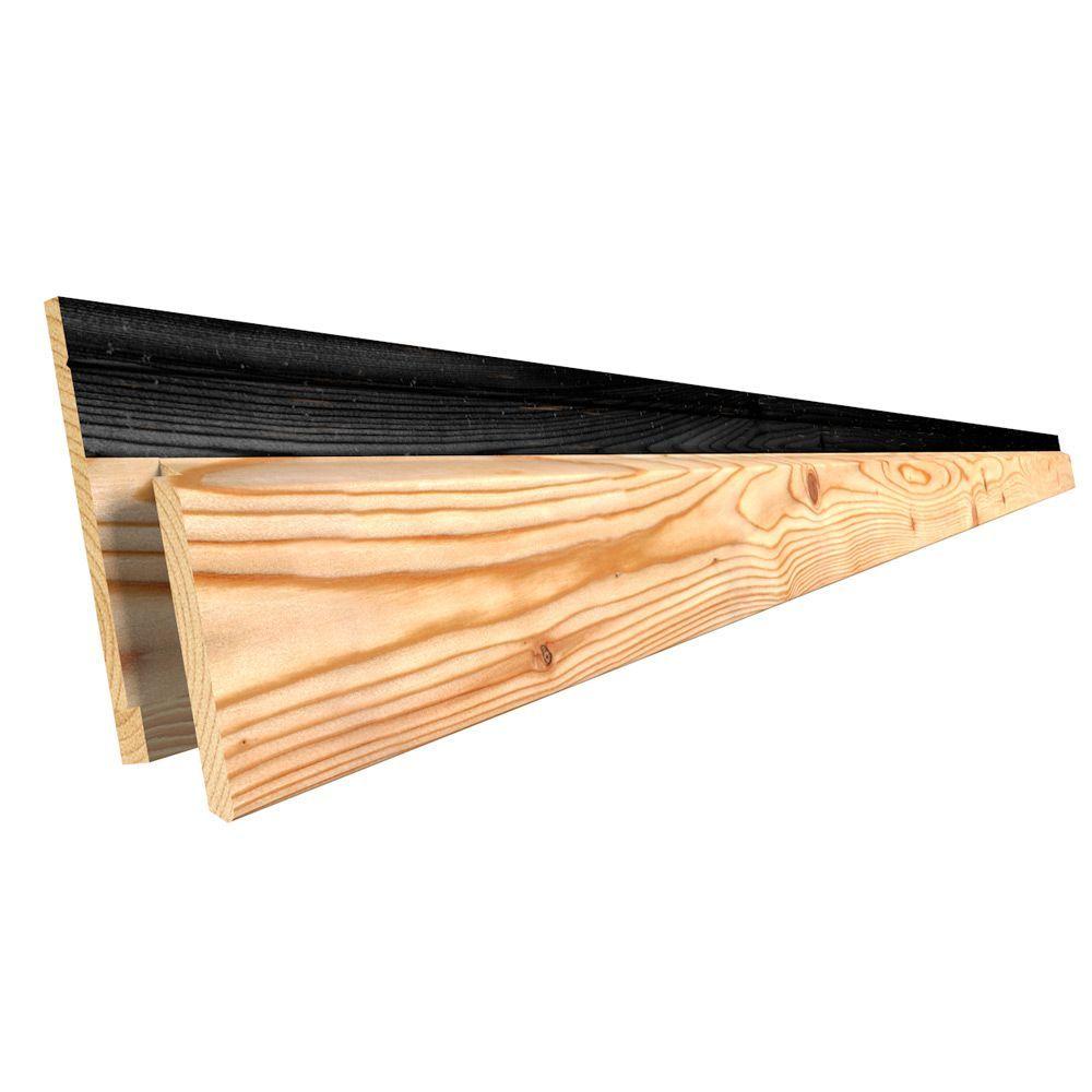 Holzfassade Trendliner Kompakt 2 18m X 27mm X 96mm Holzfassade Fassade Fassadenprofile