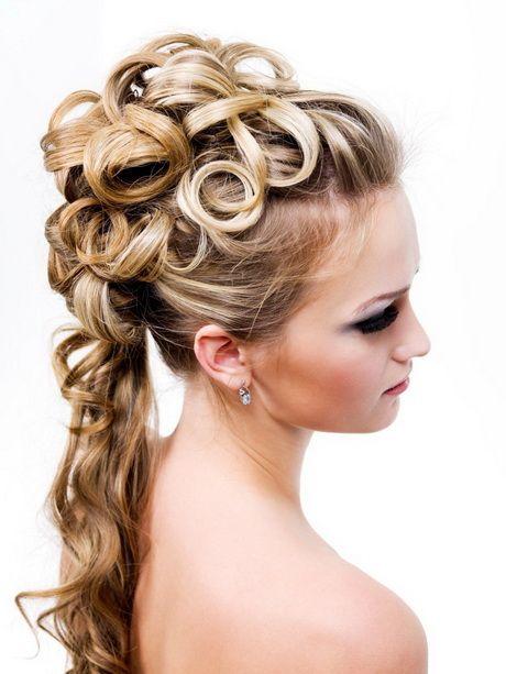 Schone frisuren fur lange haare 2015