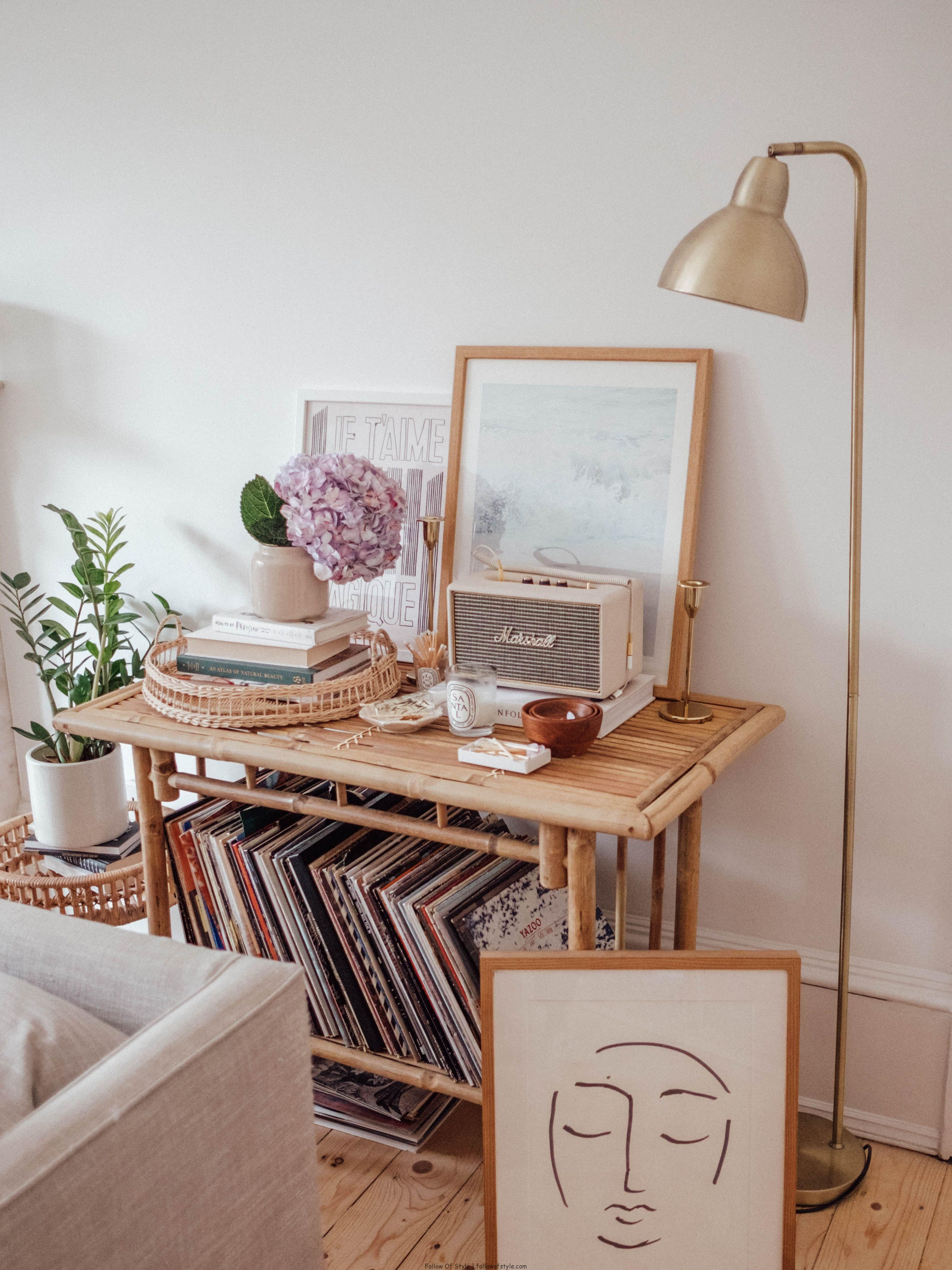A Spring Inspired Home Haul. - KATE LA VIE  Apartment decor, Room