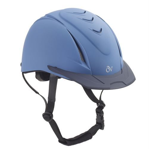 Ovation Deluxe Schooler Helmet Riding Helmets Horse Riding