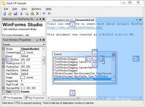 Actipro Winforms Controls V2018 1 Build 0232 Syntax Development Net Framework