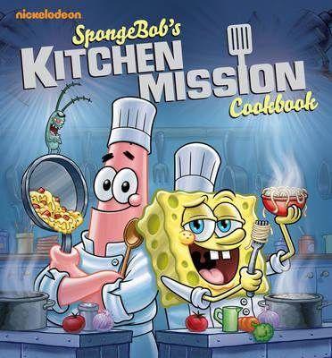 El libro de cocina de bob esponja escuela de cocina pinterest cocinas escuela de cocina y - Libro escuela de cocina ...