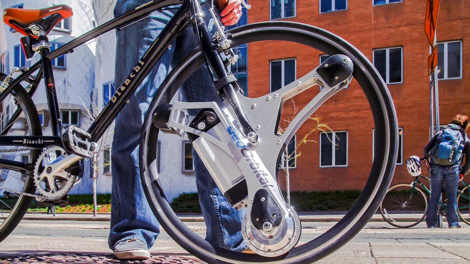GeoOrbital Wheel | Make your bike electric in 60 seconds by GeoOrbital —Kickstarter