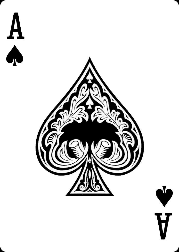 Ace Of Spades By Wheelgenius On Deviantart Ace Of Spades Tattoo Ace Tattoo Card Tattoo Designs