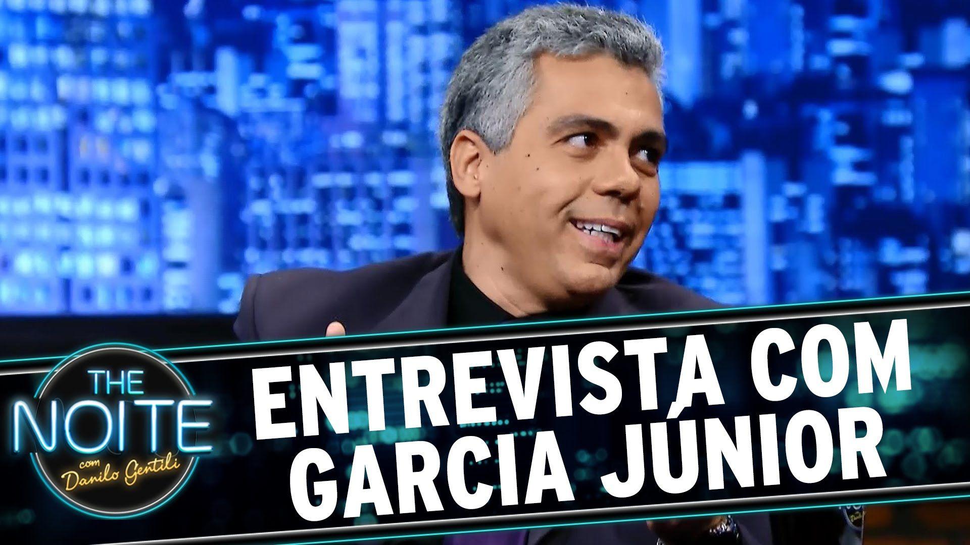The Noite (25/09/15) - Entrevista com Garcia Júnior