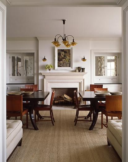 Two dining tables?....Why not! Break the monotony of a ...