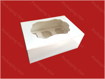 Buy 6 Cupcake Box 10 X 7 X 4 Inches Pack Of 10 With Images Bakery Packaging Fruit Packaging Packaging Material