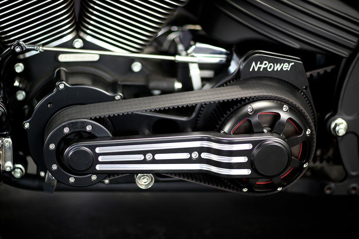 2009 Harley-Davidson Rocker Custom : OSCAR