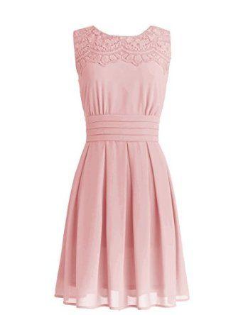Lace and Chiffon | Wedding Bridesmaids | Pinterest | Kleider