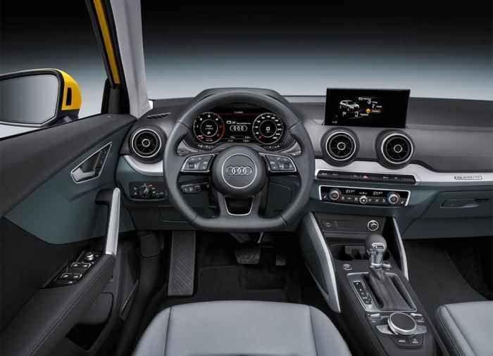 O Novo Q2 Audi 2019 O Mais Jovem De Crossover Audi Preco