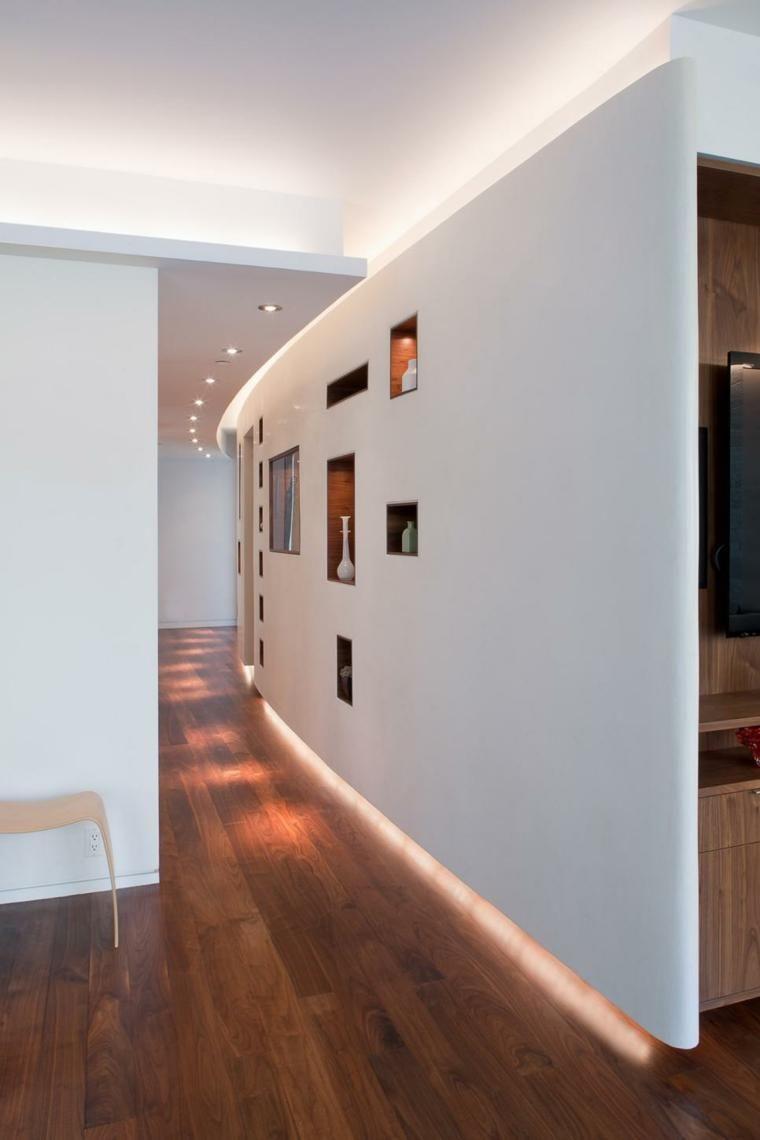 Interior Design Haus 2018 Lackiere Gänge mit einfachen Techniken ...