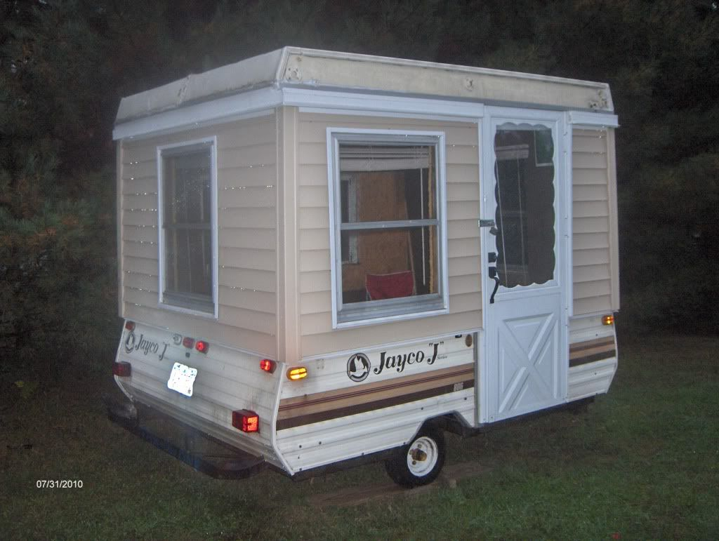 New Light Weight Shanty Build Tiny House Camper Build A Camper