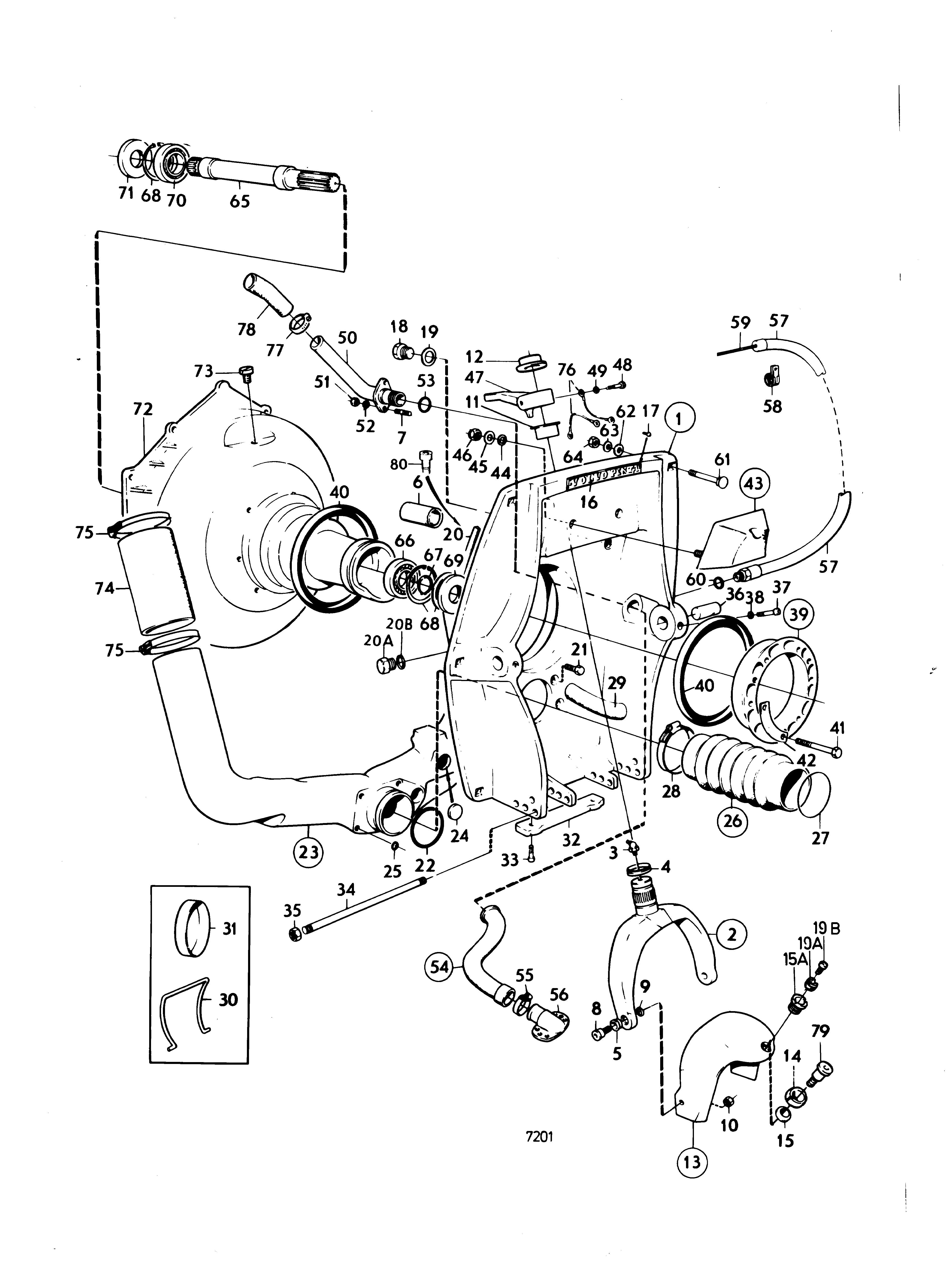 Gm Parts Diagrams Exploded Views Car Chevrolet Exploded View Diagram