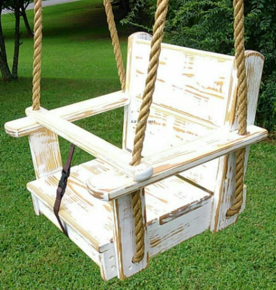 Wood Tree Swings Kids Seat Swing Rope Swing Wooden Tree Swing Etsy In 2020 Wood Tree Swing Wooden Tree Swing Wood Swing