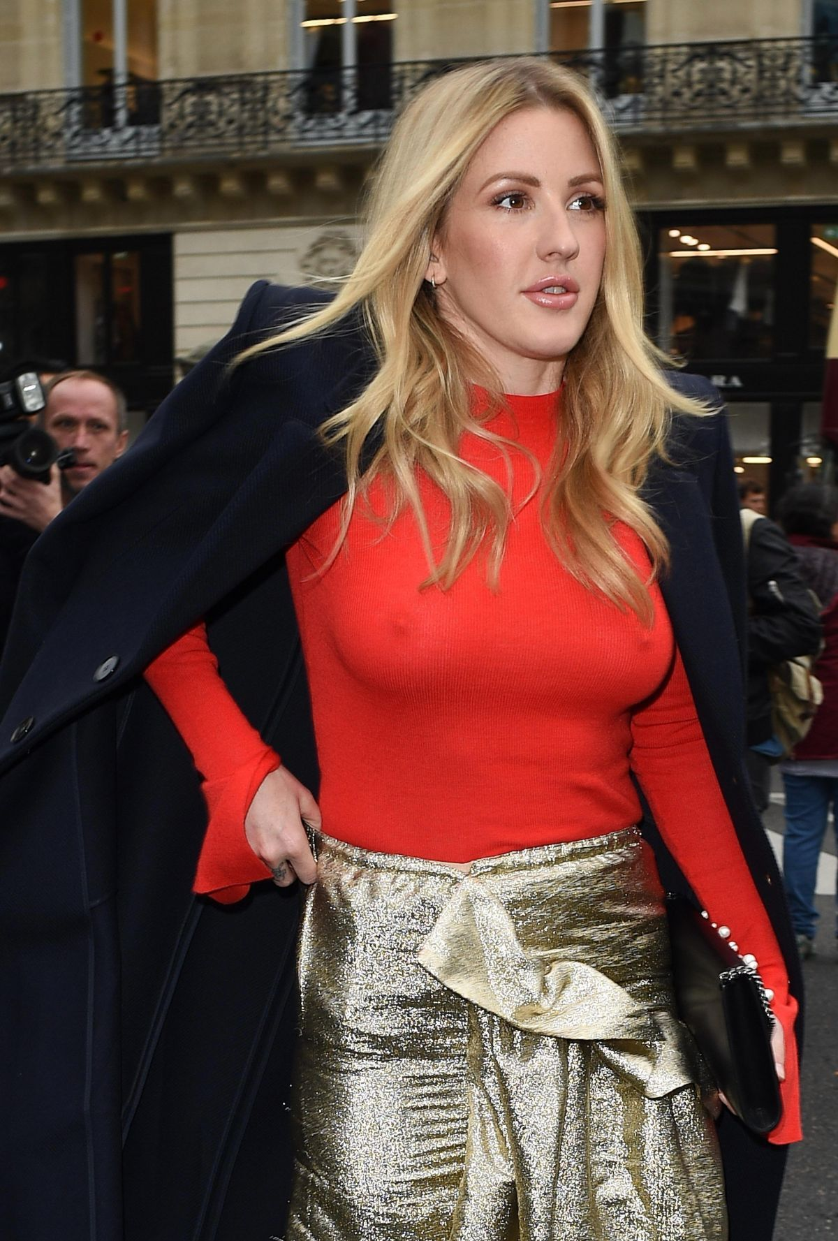 Fappening Ellie Goulding nudes (56 foto and video), Tits, Fappening, Boobs, butt 2015