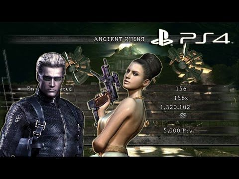 Ancient Ruins Duo 1 320 102 Wesker Midnight Excella Resident